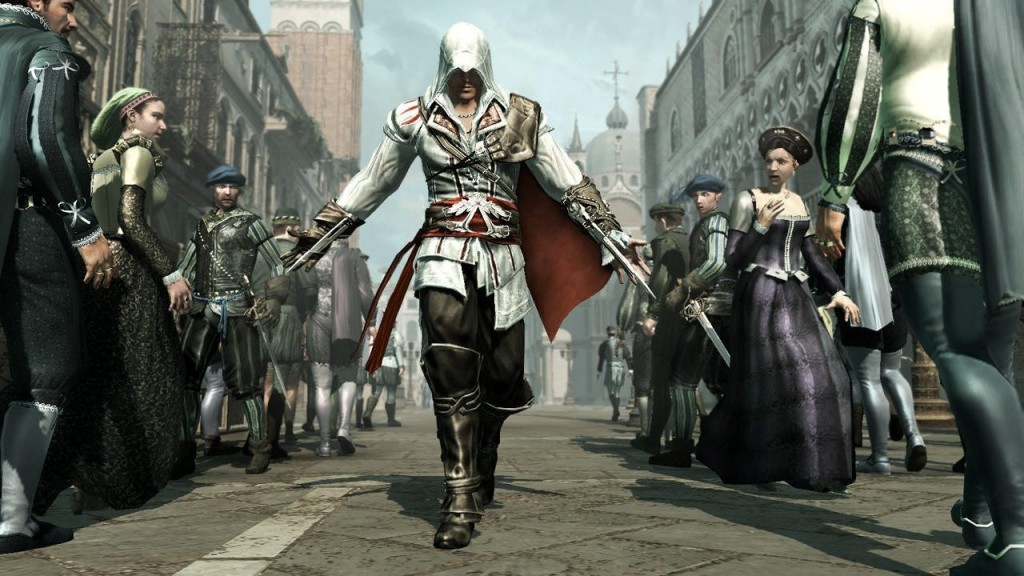 Assassin's Creed 2 вышла